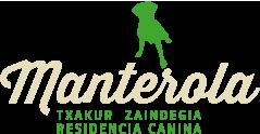 logotipo residencia manterola